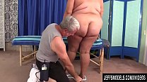 Busty Mature Sheila Marie Noshes on a Long Dick...