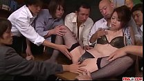 Maki Hojo tries more than one cock in serious porn scenes - More at Pissjp.com