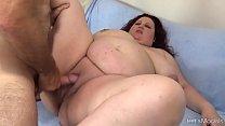 Big boobed fatso Stazi suck and fuck