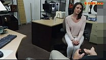 Customers wife banged by nasty pawn guy Thumbnail