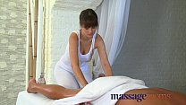 Massage Rooms Big cock therapy by masseuse with... Thumbnail
