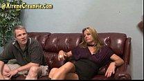 Bi Interracial Cuckold Creampie Threesome
