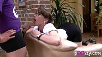 French Secretary Fucked Hard ( amateur french p...