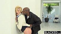 BLACKED 2 Big Black Dicks for Rich White Girl Thumbnail