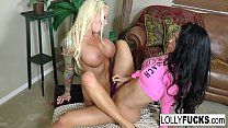 Lolly Ink and Amy Anderssen Fuck