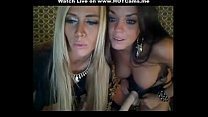 Live Cam Two Beautiful Lesbians Strap-On Thumbnail