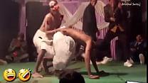 Fun on desi stage show