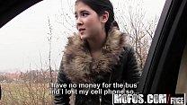 Mofos - Stranded Teens - Czech Honeys Roadside ... Thumbnail