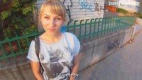 czech beauty cheats on boyfriend Thumbnail