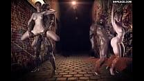Ebony Sex Demon 3D-SMPlace.com