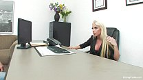 Britney Amber Wild Job Interview Thumbnail