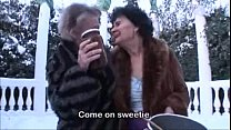 Very old granny lesbian sex - Grandmas Laura and Sandra