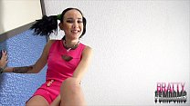 Amai Loves Crushing Tinies GIANTESS FEMDOM FEET Thumbnail