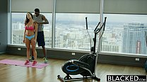 BLACKED Fitness Babe Kendra Lust Loves Huge Bla...
