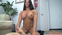 Naked Woman Bodybuilder Angela Salvagno Thumbnail