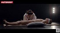LETSDOEIT - Vanessa Decker Meets Massive Cock I...