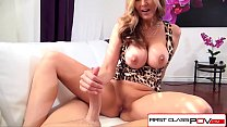 FirstClassPOV - Julia Ann take a monster cock i...