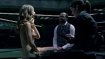 Angela Sarafyan - Westworld s01e01 (2016) HD 1080p Nude Scene