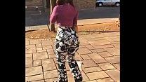 Agnes Masogange BIG Ass