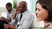 Krissy Lynn Wants Gospel Teacher's BBC Into Her...