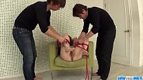 Amazing bondage Japanese porn with Rino Sakuragi - More at javhd.net Thumbnail