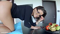 Screenshot Madlin Moon in  gonzo creampie sex scene by Al sex scene by All