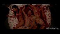 Lady Gaga Chasty Ballesteros in American Horror...