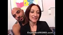 Cheating Housewife has sex with big black dick ...