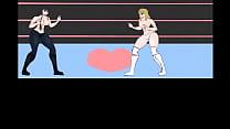 Exclusive: Hentai Lesbian Wrestling Video Thumbnail