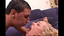 Blonde Submissive Humiliated and Rough Fucked Thumbnail