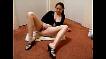 Female solo clips - Period girl with tampon