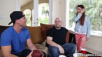 BANGBROS - J-Mac Fucks Young Teen Vanessa Phoenix