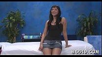 Adorable cock lover gets drilled hard enjoys a facial cum load