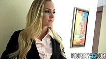 PropertySex - Uncertain real estate agent fucke...