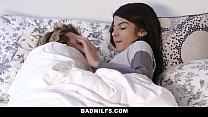 BadMILFS - Sheena Ryder Shares Stepsons Cock wi...