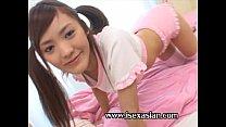 Asian cute sweet lingeries tiny teen having sex