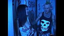 Punk-girl get fuck - Boobs-pussy-ass-facial