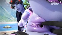 Overwatch - Widowmaker Thumbnail