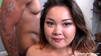 Gigi gets her face fucked preview image