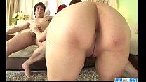 Araki Hitomi big tits angel loves to fuck in ha... Thumbnail