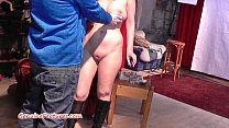 Czech 24yo amateur shows her big boobs at the C...