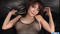 Amazing POV oral along curvy ass Riona Suzune