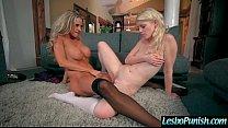 Hot Lesbian (Charlotte Stokely & Courtney Taylo...