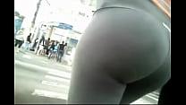 touch ass public