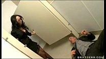 BIG TIT ASIAN OFFICE SLUT CAUGHT MASTURBATING I...