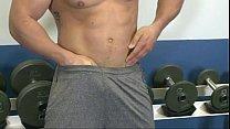 Hunter Manning: Sexy Hot Hunk Cum and Huge Orgasm Thumbnail