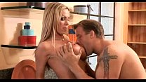 nikki benz fucking in the kitchen