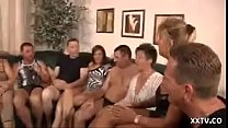MILF Private Party Gangbang - FULL VIDEO: http://hornywood.tv/A9Kqk