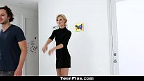 TeenPies- Blonde Teen Gets Fucked and Filled Up Thumbnail
