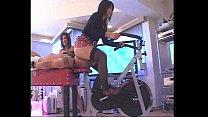 Asian Mistresses Bike Facesitting